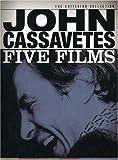 Criterion Collection: John Cassavetes - Five Films [DVD] [Region 1] [US Import] [NTSC]
