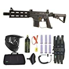 Buy Tippmann US ARMY Project Salvo Paintball Gun SNIPER Set by A.C. Kerman - Paintball