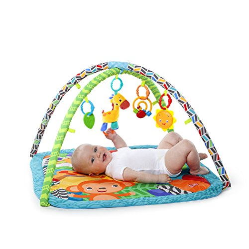 Baby Floor Toys : Baby gym playmats newborn play mat infant toddler toys