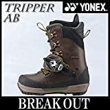 YONEX 15-16 TRIPPER AB ステップイン STEP IN メンズ レディース ブーツ スノーボード 2016 27.0