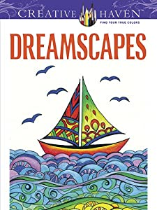 Downloads Creative Haven Dreamscapes Coloring Book (Creative Haven Coloring Books) e-book