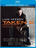 Taken 2 (Unrated) [Blu-ray + DVD] (Bilingual)