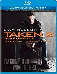 Taken 2 [Blu-ray + DVD]