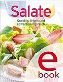 Salate: Unsere 100 besten Rezepte in einem Kochbuch