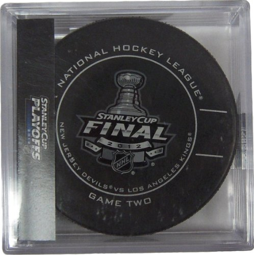 2012 NHL Stanley Cup Finals New Jersey Devils Vs. LA Kings Game 2 Puck