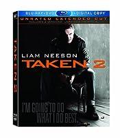Taken 2 Blu-ray from 20th Century Fox