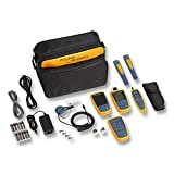 Fluke Networks FTK1375 Multimode Fiber Power Meter and Source with Inspection (Tamaño: FTK1375,Multimode PMLS with Autofocus Scope)