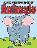 Jumbo Coloring Book of Animals