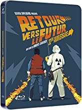 Retour vers le futur - Trilogie [Blu-ray + Copie digitale] [Blu-ray + Copie digitale - Édition boîtier SteelBook]