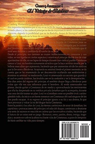 Ocaso y Amanecer 1: El Príncipe de Bórdovar (Primera Parte): Volume 1