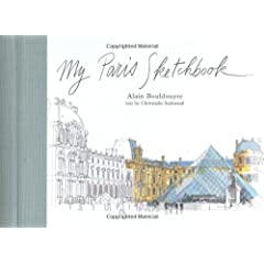My Paris Sketchbook (Sketchbooks)