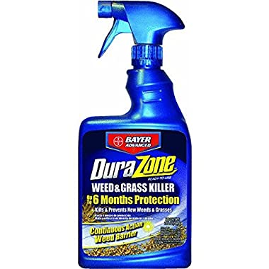 Bayer 704330A Grass And Weed Killer-24OZ CONC DURAZONE