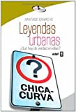 img - for Leyendas urbanas book / textbook / text book
