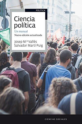 Ciencia Política. Un Manual (Ciencias Sociales)