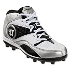 Warrior Vex 2.0 Youth Lacrosse Cleats by Warrior