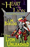 img - for The Heart of the Lion Set (Books 1 & 2) book / textbook / text book