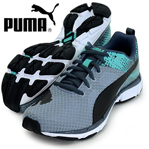 pictures of Puma Mobium Ride V2 Running Shoes - 10 - Grey 34e576477