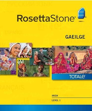Rosetta Stone Irish Level 1 [Download]