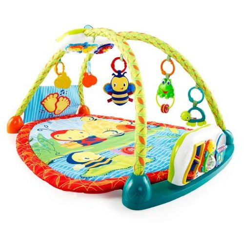 Bright Starts 2 in 1 ConvertMe Activity Table and Gym