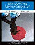img - for Exploring Management book / textbook / text book