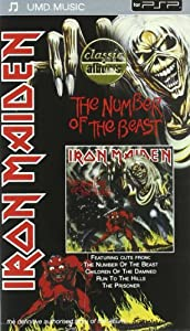 Iron Maiden - The Number of the Beast [UMD]