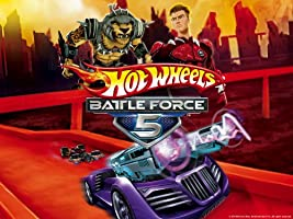 Hot Wheels Battle Force 5 Season 3