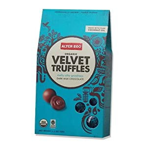 Organic Velvet Truffles Dark Milk Chocolate by Alter Eco