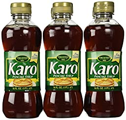 Karo pancake Syrup 16 oz. Green Label - 6 Unit Pack