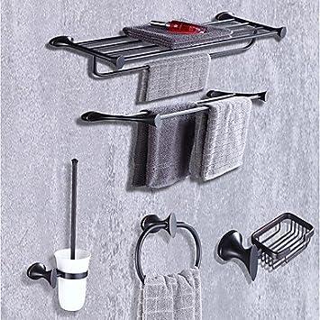 Set di accessori per il bagno