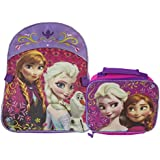 Fast Forward Disney Backpack and Lunch Bag Set