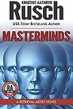 Masterminds: A Retrieval Artist Novel: Book Eight of the Anniversary Day Saga
