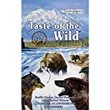 Taste of the Wild Dry Dog Food, Pacific Stream Canine Formula with Smoked Salmon, 15-Pound Bag