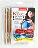 The Knook Kit (Now You Can Knit with a Crochet Hook!)