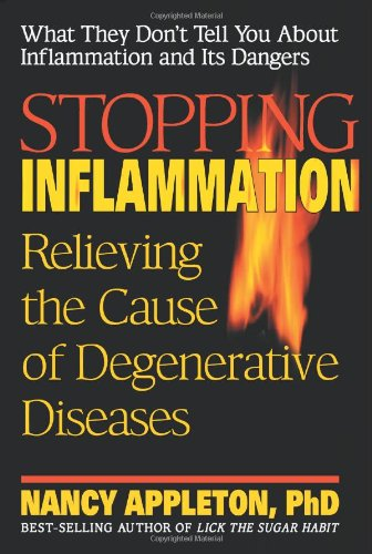 Stopping Inflammation: Relieving The Cause Of Degenerative Diseases front-446340