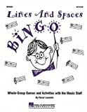 img - for Lines and Spaces Bingo book / textbook / text book