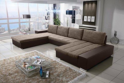 Sofa-Couchgarnitur-Couch-Sofagarnitur-VERONA-8-U-Polstergarnitur-Polsterecke-Wohnlandschaft-mit-Schlaffunktion
