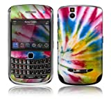 Colorful Dye Design Protective Skin Decal Sticker for BlackBerry Bold 9650 Cell Phone