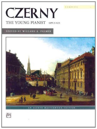 The Young Pianist, Opus 823, Complete (Alfred Masterwork Edition)