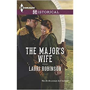 The Major's Wife by Lauri Robinson