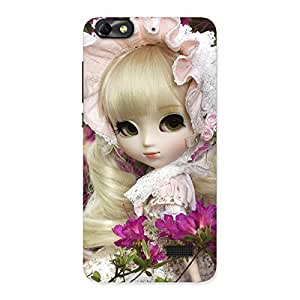 Premium Angel Look Doll Back Case Cover for Honor 4C