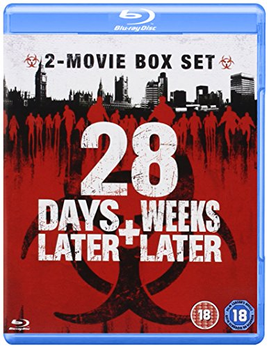 28 Days Later / 28 Weeks Later  (dbl Pack) Blu-ray