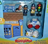 Early Learning Centre - Happyland PC Buttons Police Station