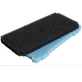 Sunterra 320106 Pre-Filter Replacement Pond Filters, Blue and Black