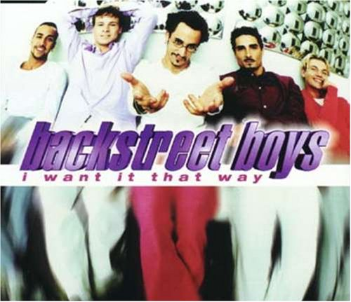 Backstreet Boys-I Want it that Way-CDS-FLAC-1999-LoKET Download