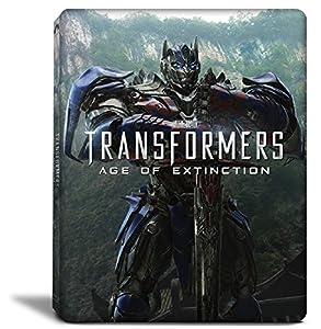 Transformers : l'âge de l'extinction [Combo Blu-ray + DVD - Édition boîtier SteelBook]