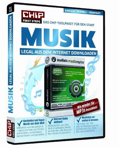 Musik legal aus dem Internet downloaden, PC