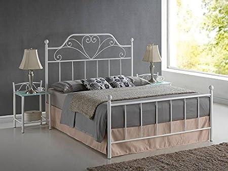 Bett Lima Schlafen Betten weiss 160x200 Doppelbett Ehebett
