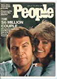 img - for January 19, 1976, People Weekly Magazine Farrah Fawcett & Lee Majors book / textbook / text book