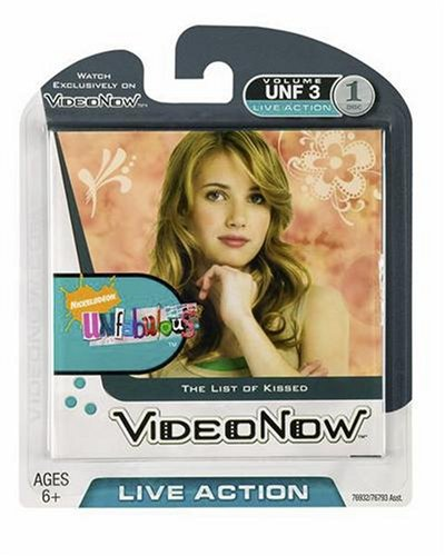 "Videonow Personal Video Disc: Unfabulous - ""The List of Kissed"" - 1"