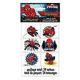 Spiderman Tattoos, 24ct